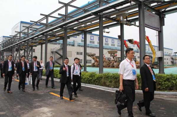 中船重工七一八所成功举办特种气体产品推介会暨一期项目投产、二期项目开工仪式
